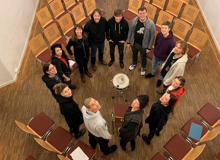 Konzerte in Seniorenheimen 2020 (Stipendium der evangelischen Stiftung Bamberg)